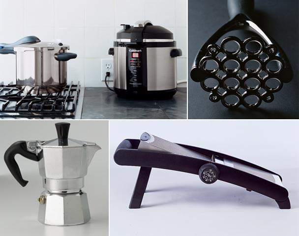 Essential Kitchen Gadgets Around the Globe: Food + Cooking : gourmet.com
