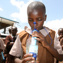 Quenching the Global Thirst for Clean Water