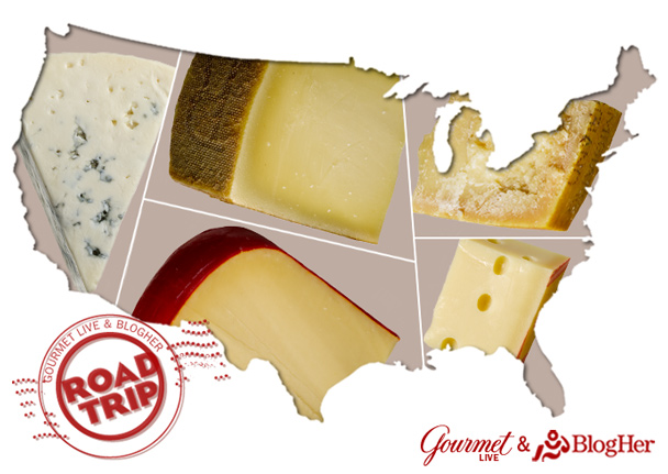 Seven Standout Cheese Shops