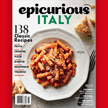 Epicurious Italy Eats Guide