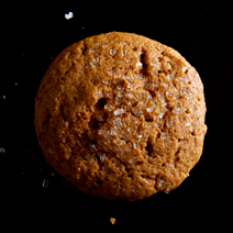 soft mustard molasses cookies